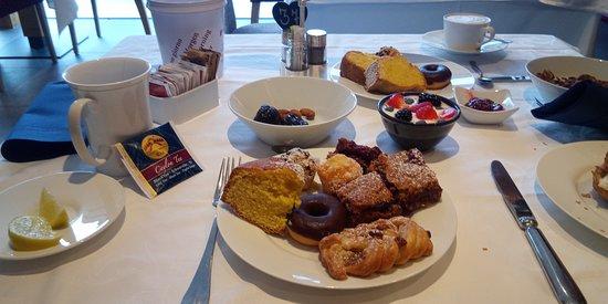 Freina Mountain Lifestyle Hotel: Dal ricco buffet della colazione