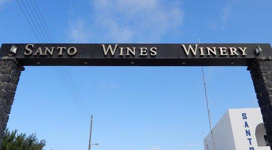 Santo Winery Santorini
