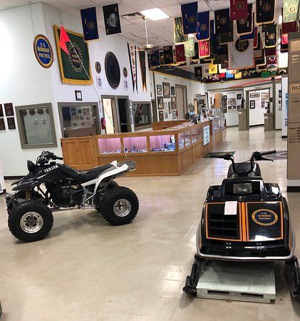 Exhibits at the National Border Patrol Museum