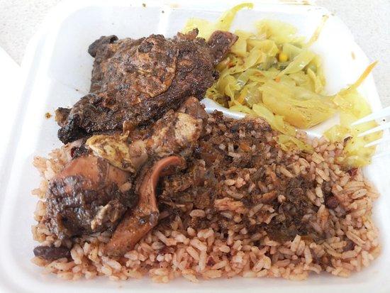 The Original Jamaican Restaurant Atlanta Restaurant