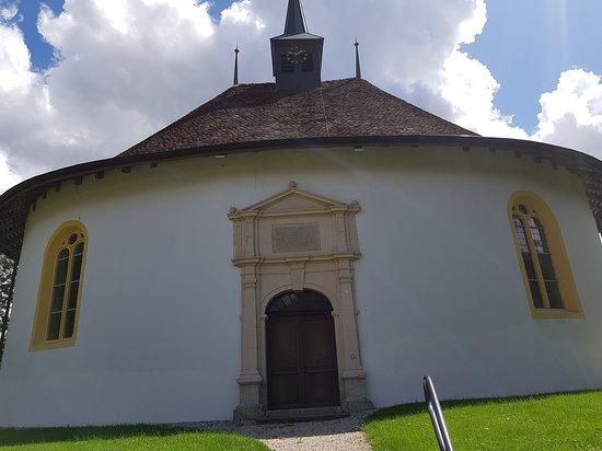 Temple De Chene Paquier