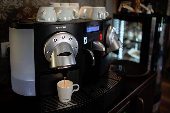 Kyjov, Tsjechië: coffe