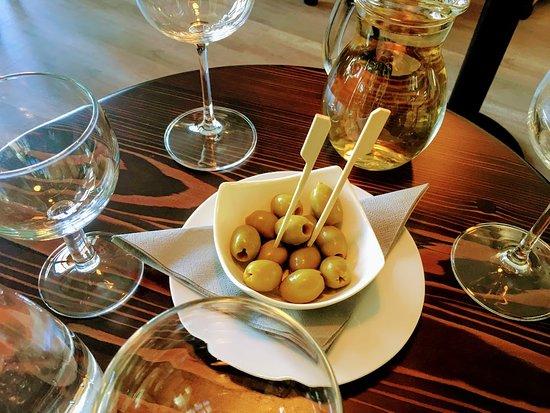 Kyjov, Tsjechië: olivky a vínečko