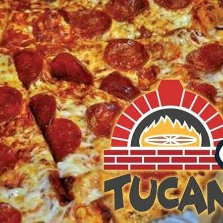 Tucan pizza !!!