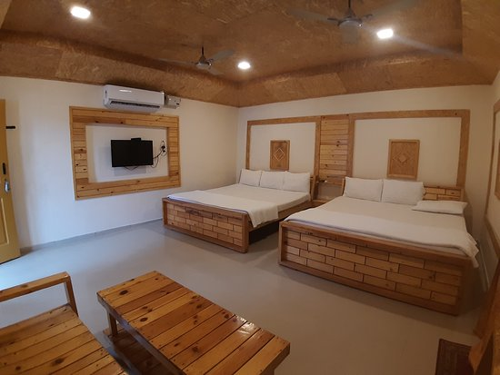 Anaimalai, Inde : Family Deluxe room