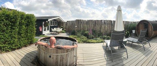 Kortgene, هولندا: En lekker genieten van alle comfort op een geweldige lokatie. 