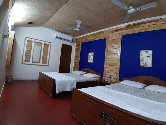 Anaimalai, Inde : Family room