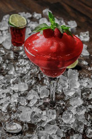 Summer cocktail with a special recipe and special for you.