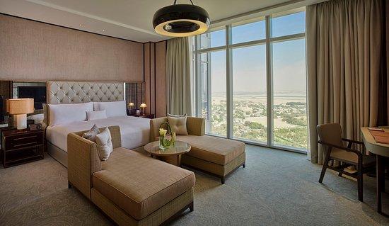 Waldorf Astoria Dubai International Financial Centre: King Grand Deluxe Room