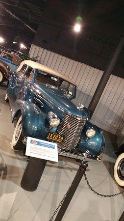 1930 Cadillac Convertible Sedan
