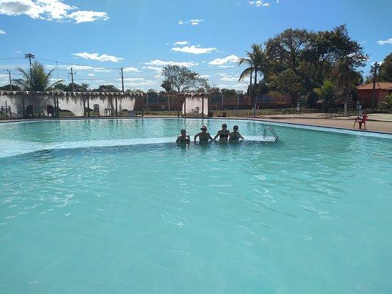 Lagoa da Confusao, TO : Lagoa da Ilha Praia Club, local muito gostoso com piscinas e atrações para todos os gostos...