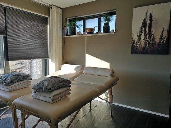 Kortgene, هولندا: In deze ruimte genoten we van een heerlijke massage.