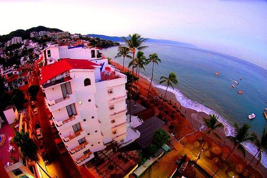 Suites Emperador, hoteles en Puerto Vallarta
