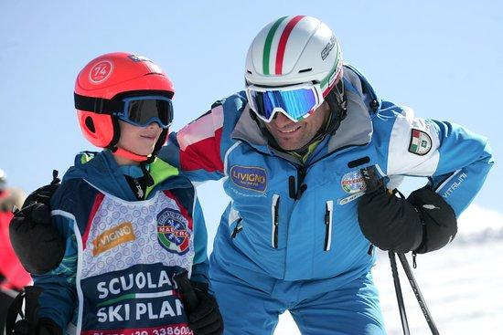 Maestri di sci Livigno