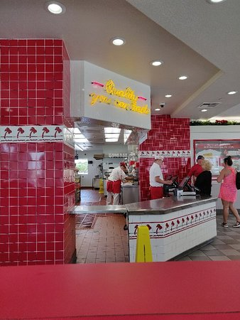 Windcrest, Teksas: In-N-Out Burger