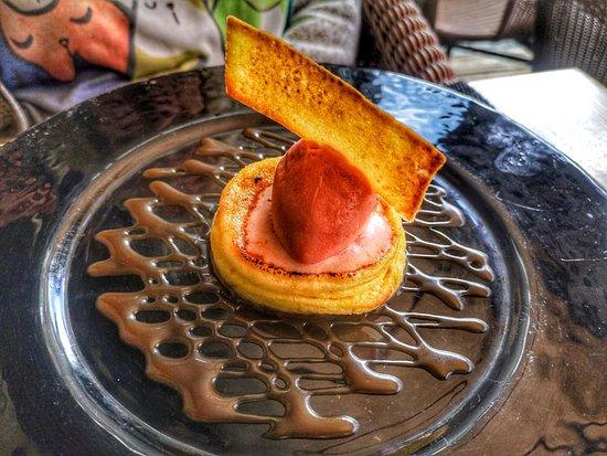 L'Evasion Restaurant: .