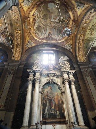 Pala con i Santi Ermacoro e Fortunato di G.Tiepolo