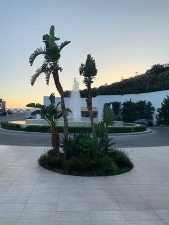Mitsis Family Village Beach Hotel: areál