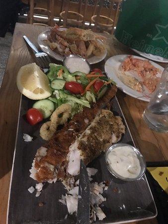 Prima restaurant.