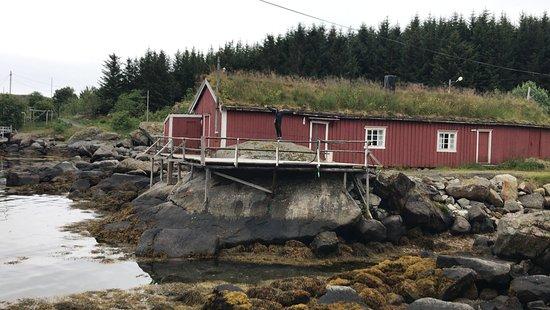 Zdjęcie Nusfjord