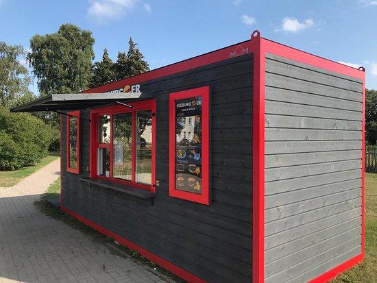 Grobina, Latvia: Kebab & Burger