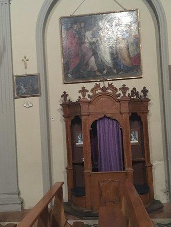 Chiesa Di Santa Maria Assunta In Piscina Confusion Booth.