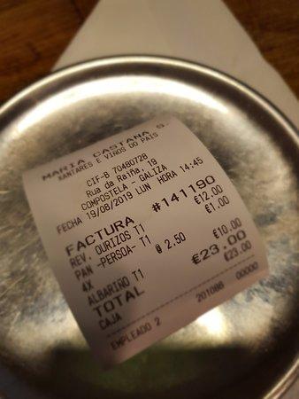 Foto de Restaurante Maria Castana