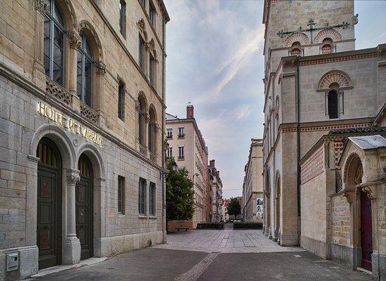 Hôtel de l'Abbaye, hôtels à Lyon