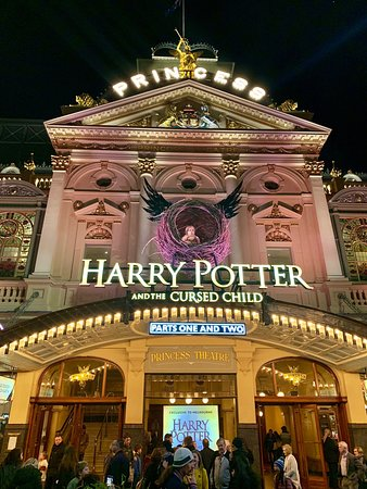 Harry Potter and the Cursed Child (Melbourne) - Updated 2019