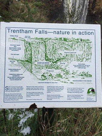 Trentham Falls 사진