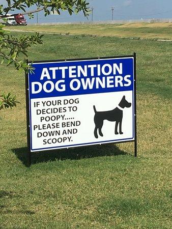 Super cute sign at Buc-Ce's!