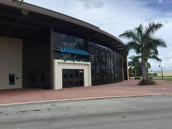 Lauderhill, FL: LPAC Front of the building