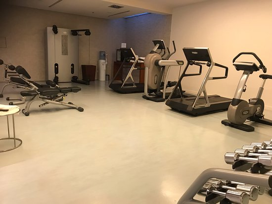 Villa Dubrovnik: Gym accessible 24 hours