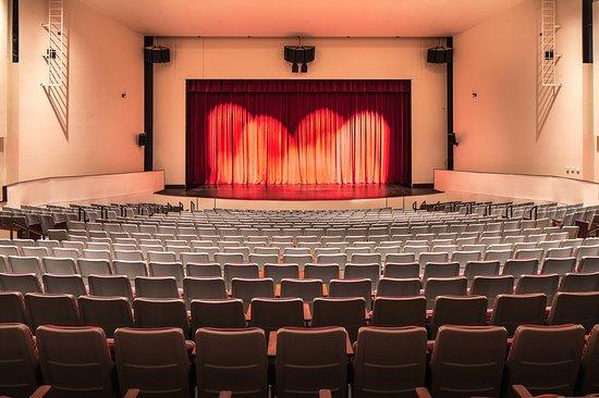 Lauderhill Performing Arts Center: LPAC Lauderhill Performing Arts Center orchestra 
