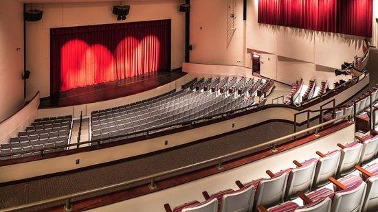 Lauderhill Performing Arts Center: LPAC Lauderhill Performing Arts Center House Left 