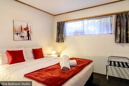 One bedroom/studio..very cosy