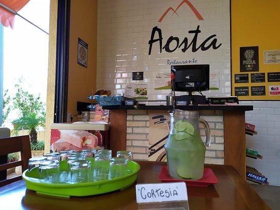 Jandira: Aosta Restuarante