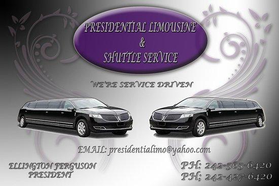Presidential Limousine & Shuttle Service