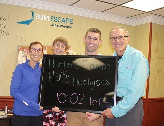 Sum Escape: Harty Hooligans