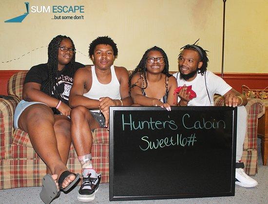 Sum Escape: Sweet 16
