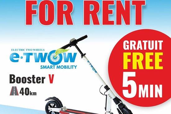 E-twow RENT Scooter/utv/auto/moto ///renTm.ro