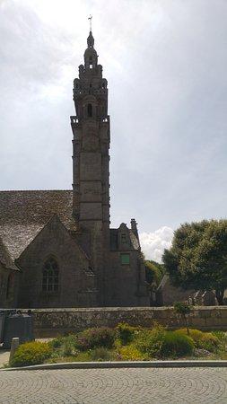 L'église Notre-Dame de Croaz Batz