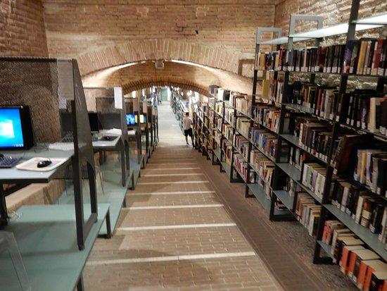Biblioteca Comunale degli Intronati