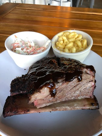 Bad Dad Brewing Co.: House-smoked Beef Ribs