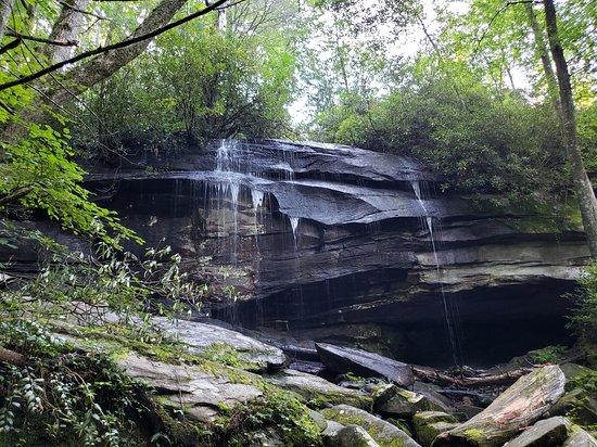Slick Rock Waterfall
