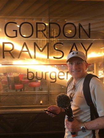 Gordon Ramsay Burger照片