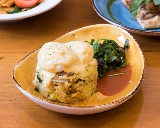 Raw Power Cafe: Potato Cake