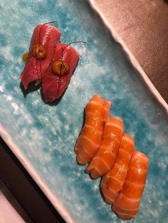 Restaurante Sensu: nigiri