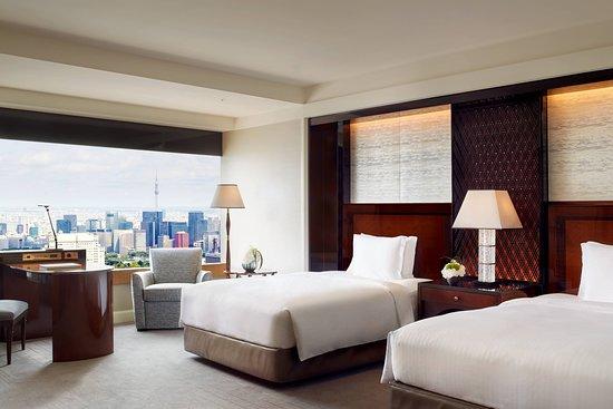 โรงแรมริทซ์ คาร์ลตัน โตเกียว