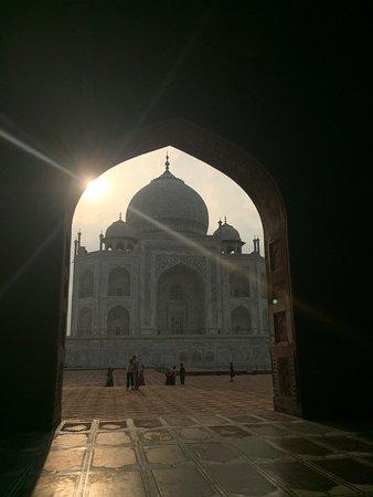 Taj Mahal Visit - Great Guide!